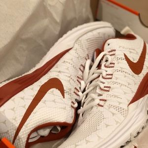 "various colors 7d685 8f05c Nike Shoes - Nike Lunar TR1 NRG Shoes ""Texas Longhorns"" Sz 9"